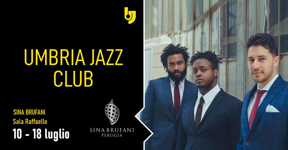 Umbria Jazz Sina Brufani 2021