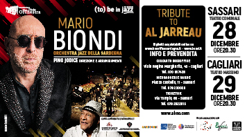 MARIO BIONDI & ORCHESTRA JAZZ DELLA SARDEGNA