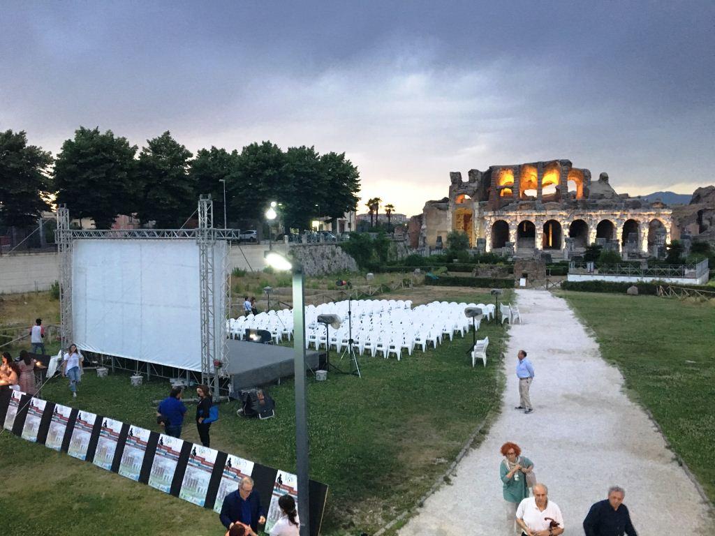 ARENA SPARTACUS FESTIVAL - CINEMA ALL'APERTO 2021