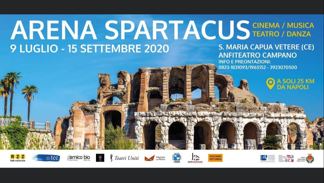 SPARTACUS ARENA FESTIVAL