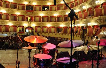 Umbria Jazz Teatro Morlacchi 2021