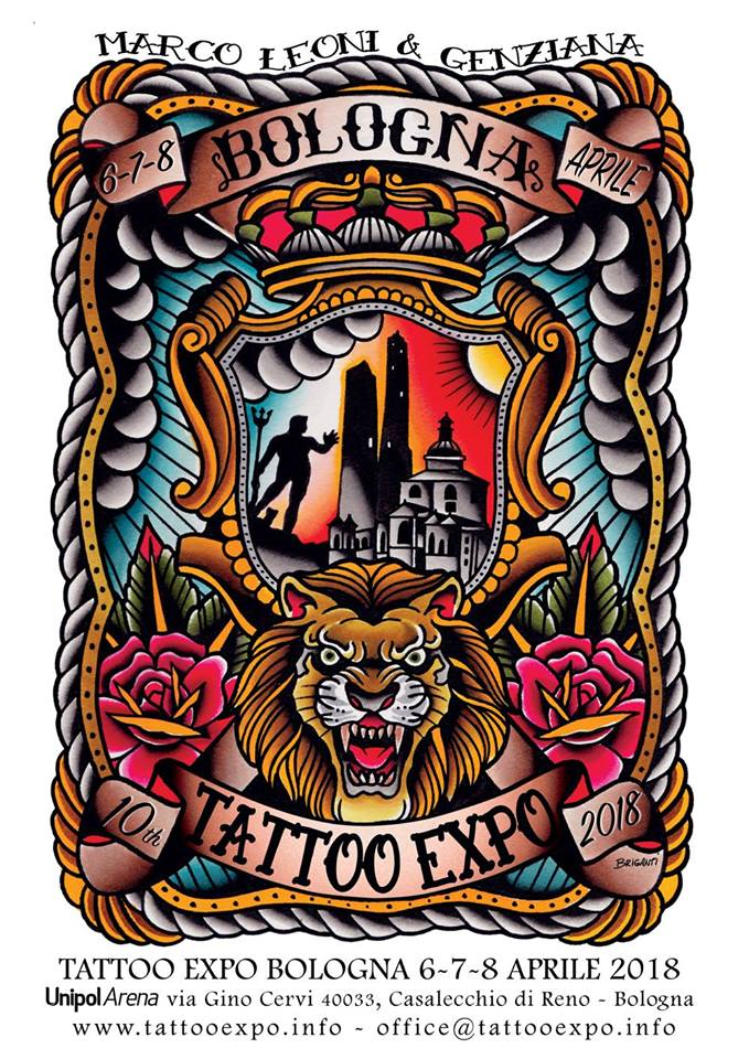 Tattoo Expo 2018