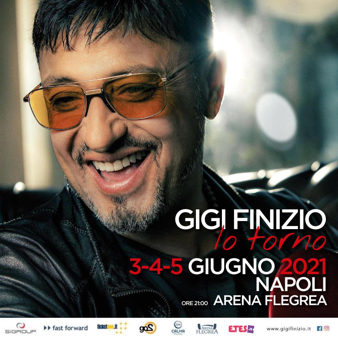 Gigi Finizio - Io torno