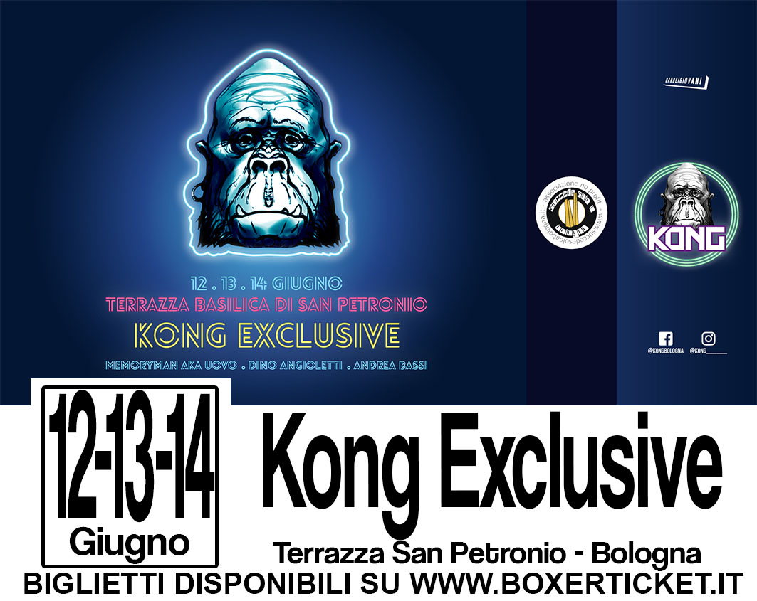Kong Exclusive