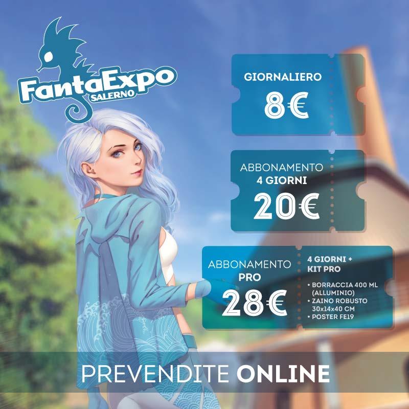 FANTAEXPO 2019