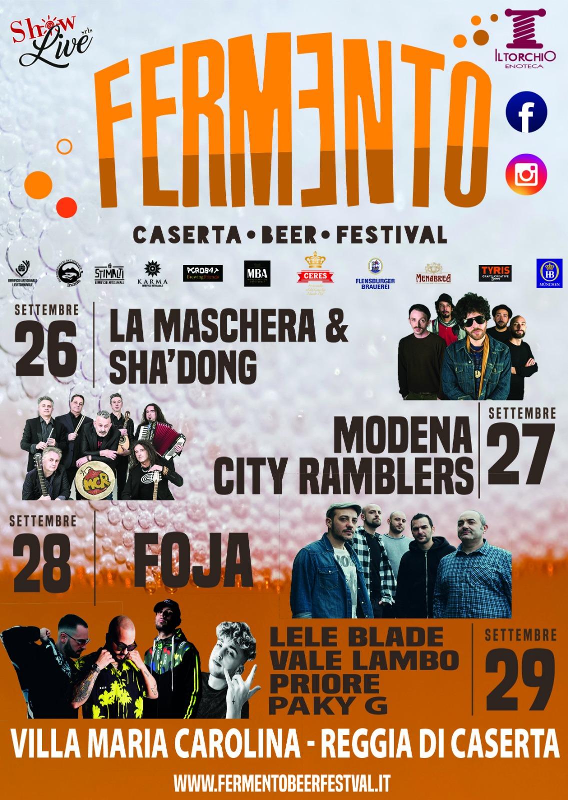 FERMENTO beer fest