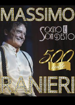 """Massimo Ranieri """"Sogno e son desto 500 volte"""""""