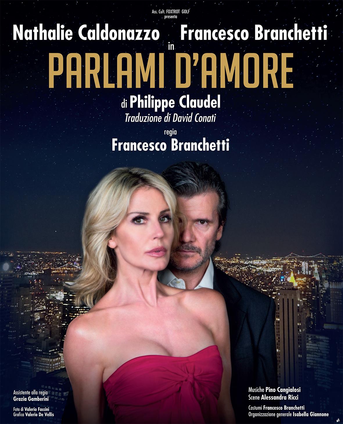 PARLAMI D'AMORE