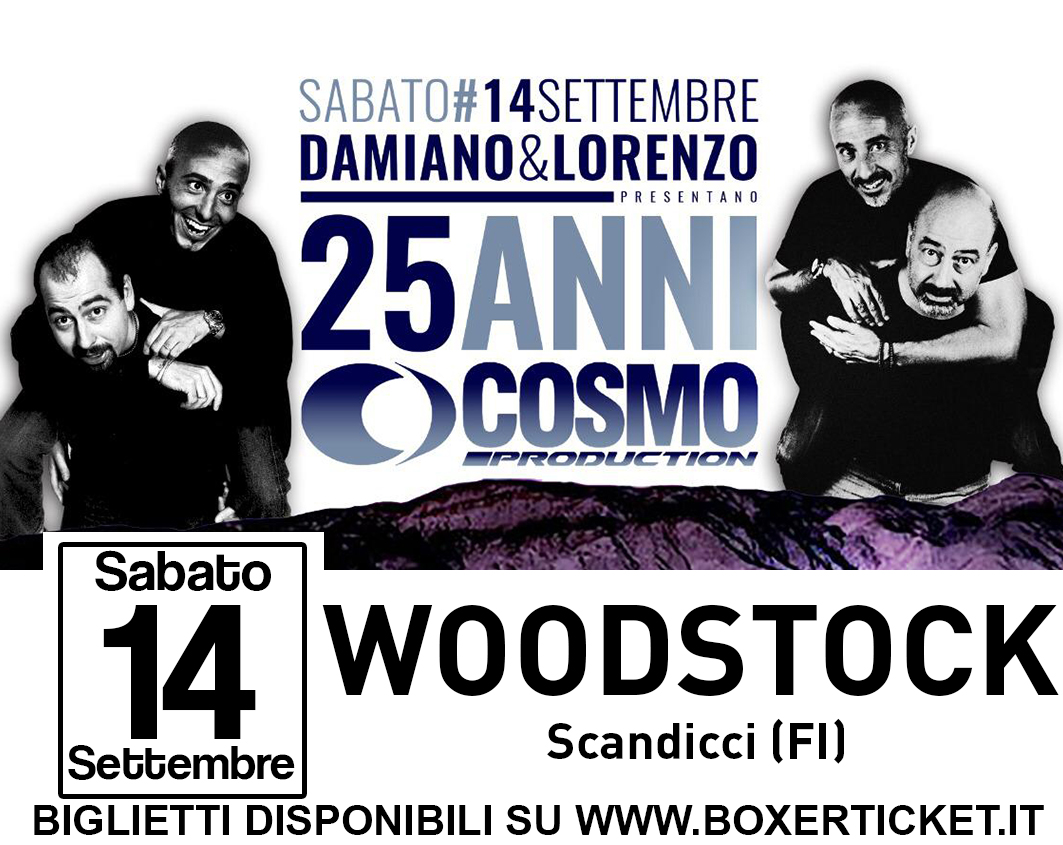25 Anni Cosmo Production