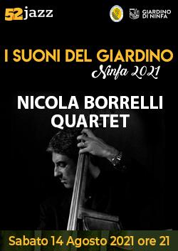NICOLA BORRELLI QUARTET