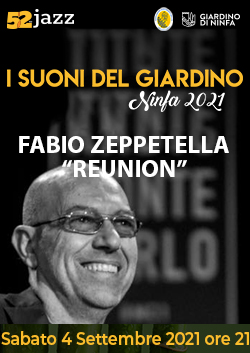 "FABIO ZEPPETELLA ""Reunion"""