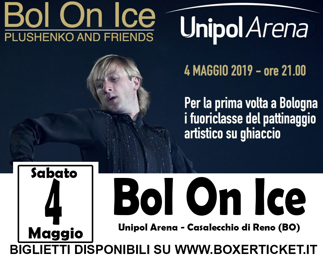 BOL ON ICE - Pluschenko and Friends - Meet and Greet