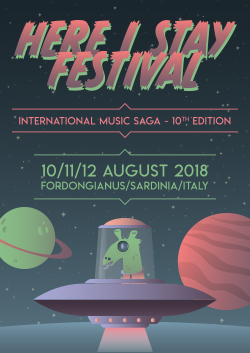 Abbonamento Here I Stay Festival 2018