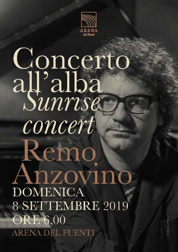 Concerto all'Alba di Remo Anzovino