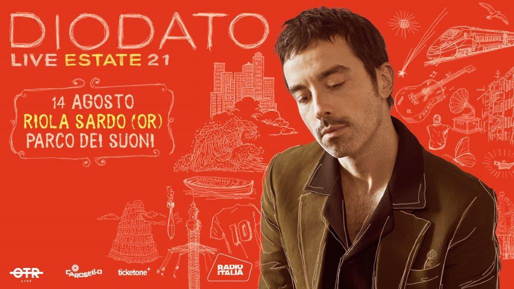 DIODATO - LIVE ESTATE 21