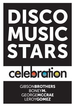 Disco Music Star Celebration