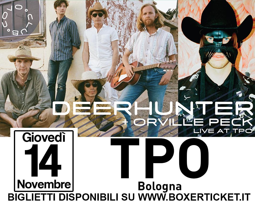 Deerhunter + Orville Peck