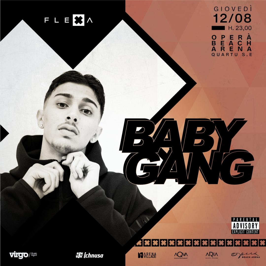 BABY GANG per Flexa
