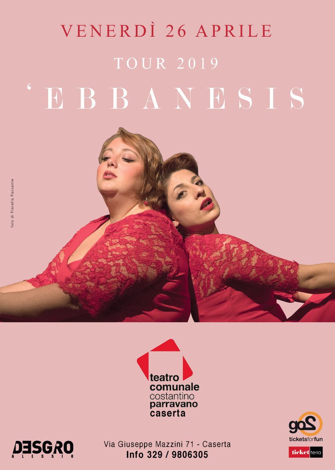 EBBANESIS - SERENVIVITY