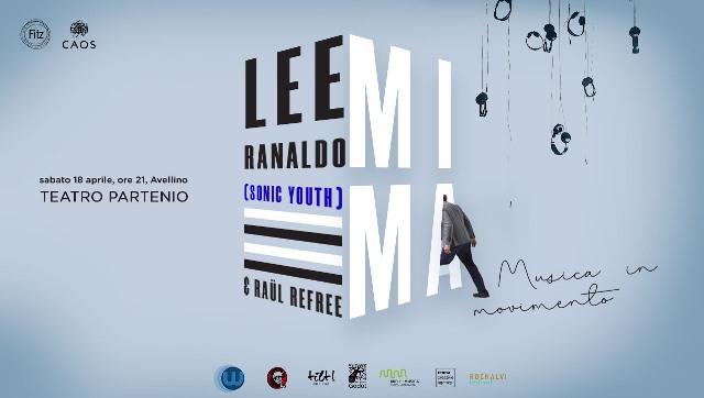 LEE RANALDO (Sonic Youth) e RAUL REFREE