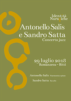 Antonello Salis e Sandro Satta
