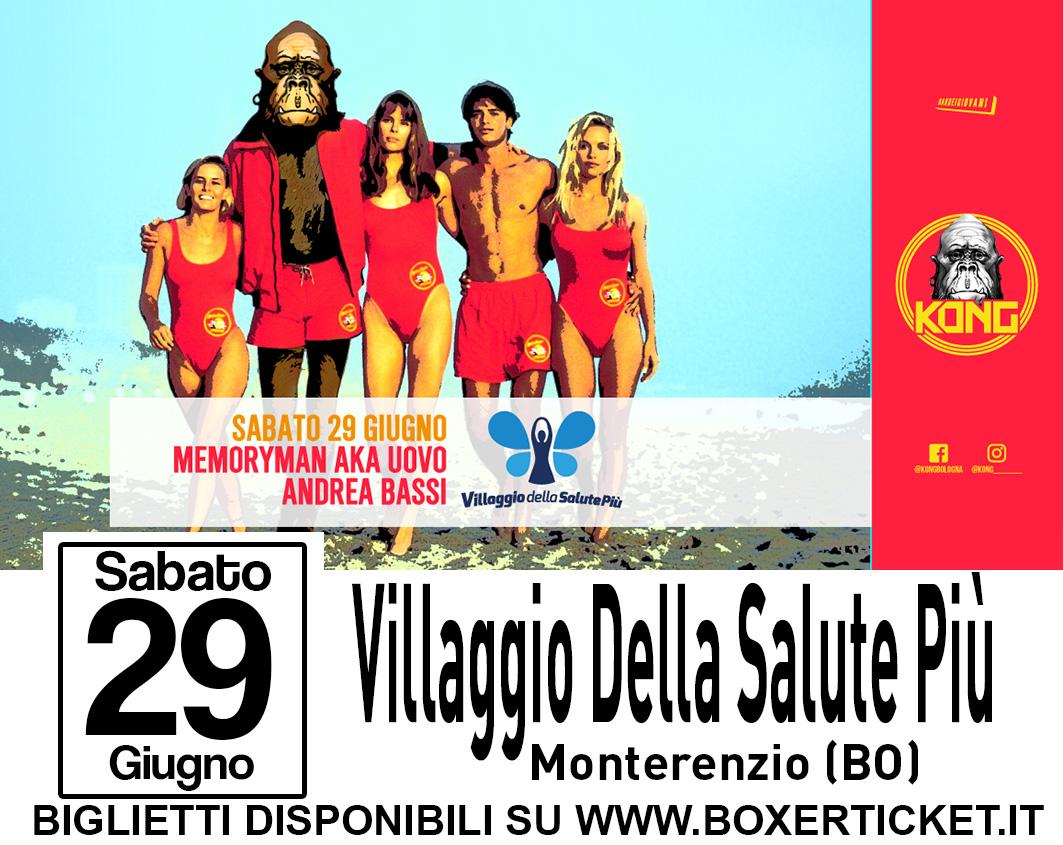 Kong - Day Pool Party - Villaggio Della Salute Piu'