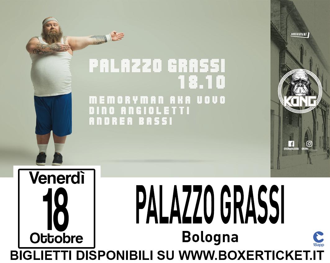 Kong - Palazzo Grassi