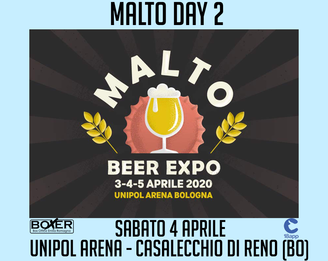 MALTO BEER EXPO 2020 / BEERED FESTIVAL - Day 2