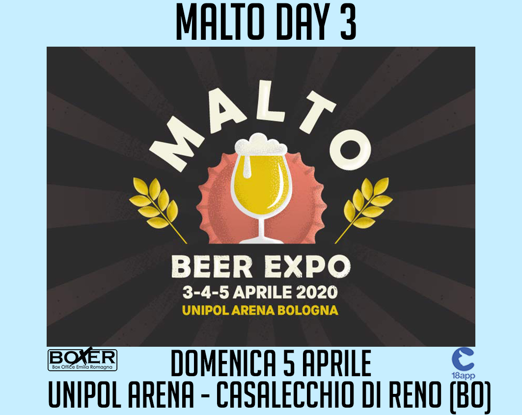 MALTO BEER EXPO 2020 / BEERED FESTIVAL - Day 3