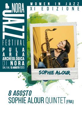 Sophie Alour Quintet
