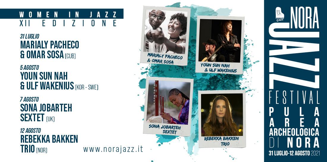 NoraJazz2021 Abbonamento
