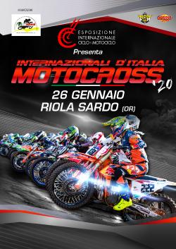 1.MA PROVA INTERNAZIONALE  d'ITALIA MOTOCROSS