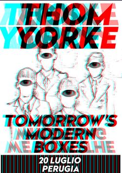 Thom Yorke's Tomorrow Modern Boxes - Andrea Belfi