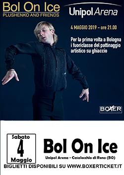 BOL ON ICE - Pluschenko and Friends