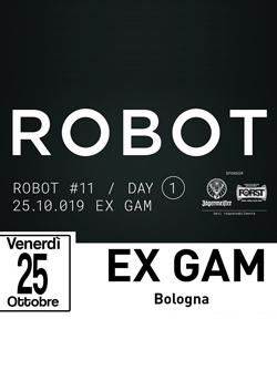 Robot Festival 11 - Day 1