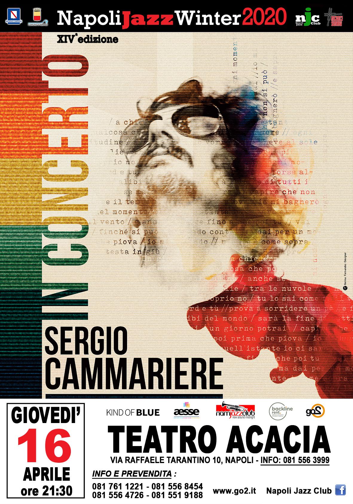 Sergio Cammariere 4et