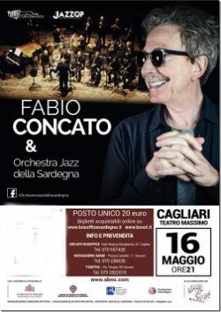 Fabio Concato e Orchestra Jazz della Sardegna