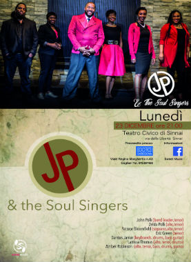 JP and The Soul Singers