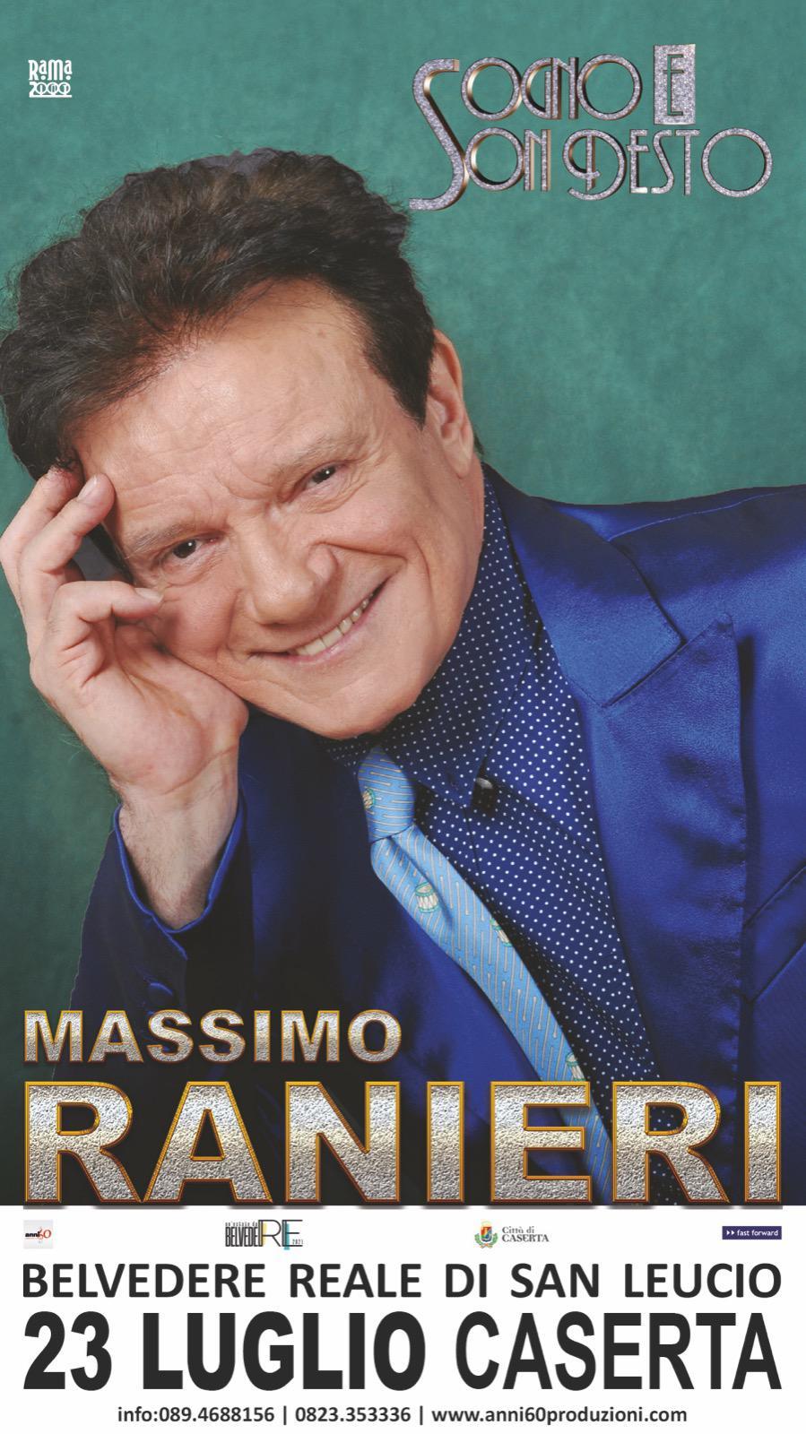 MASSIMO RANIERI in Sogno e Son Desto ...