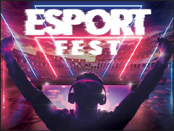 Esport Fest - Il Festival del gaming
