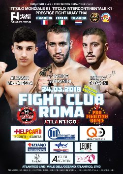 "Fight Club Roma IV ""Special Edition"""