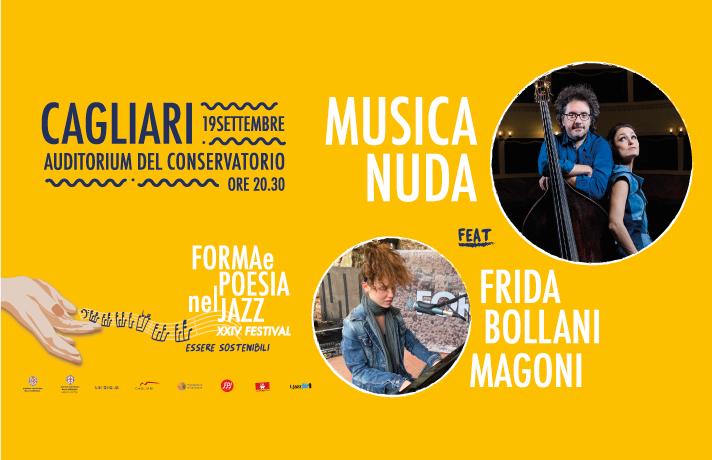 Musica Nuda feat  Frida Bollani   Magoni