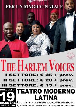 The Harlem Gospel