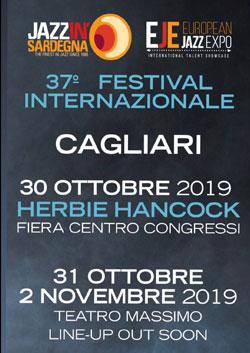 Abbonamento 37.mo Festival Jazz in Sardegna