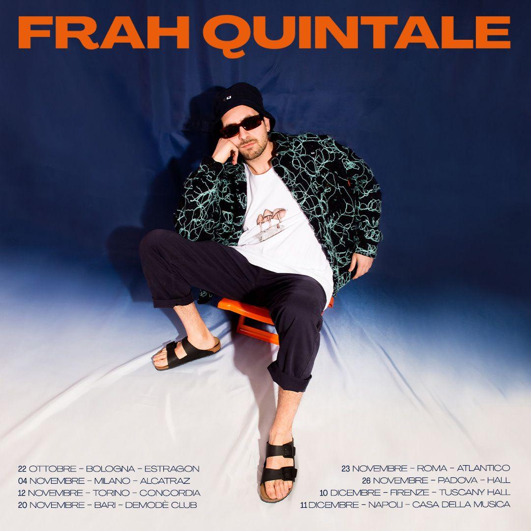 FRAH QUINTALE - Banzai Tour 2021