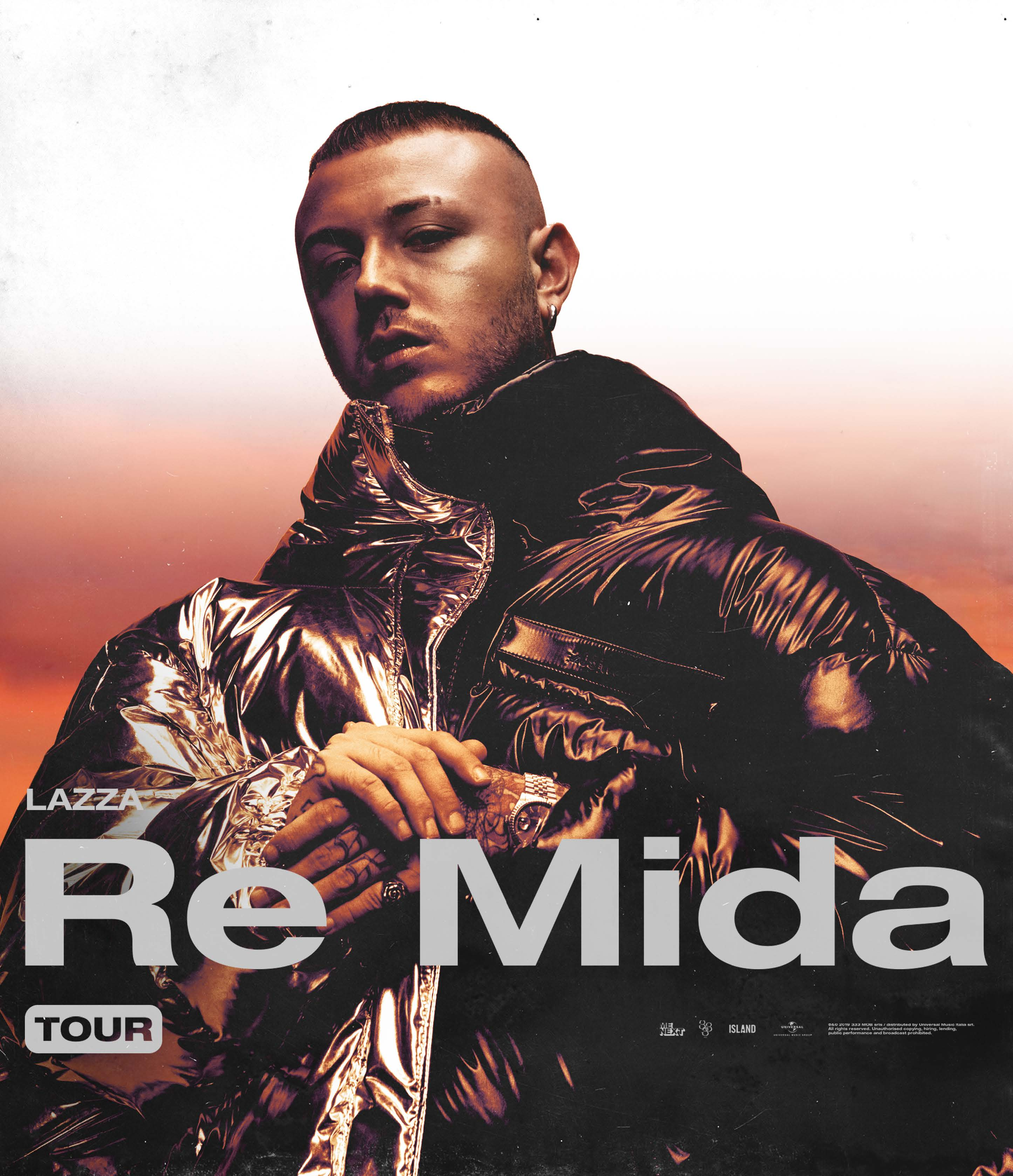 LAZZA Re Mida Tour