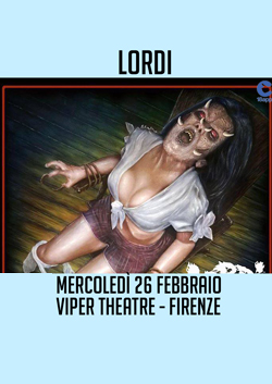 Lordi - Killect Tour 2020