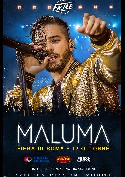 Maluma@Fiera di Roma