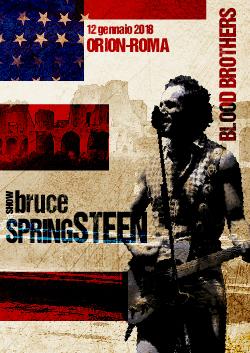 Blood Brothers special Bruce Springsteen Celebration