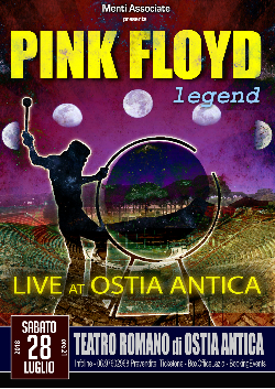 Pink Floyd Legend - Live at Ostia Antica